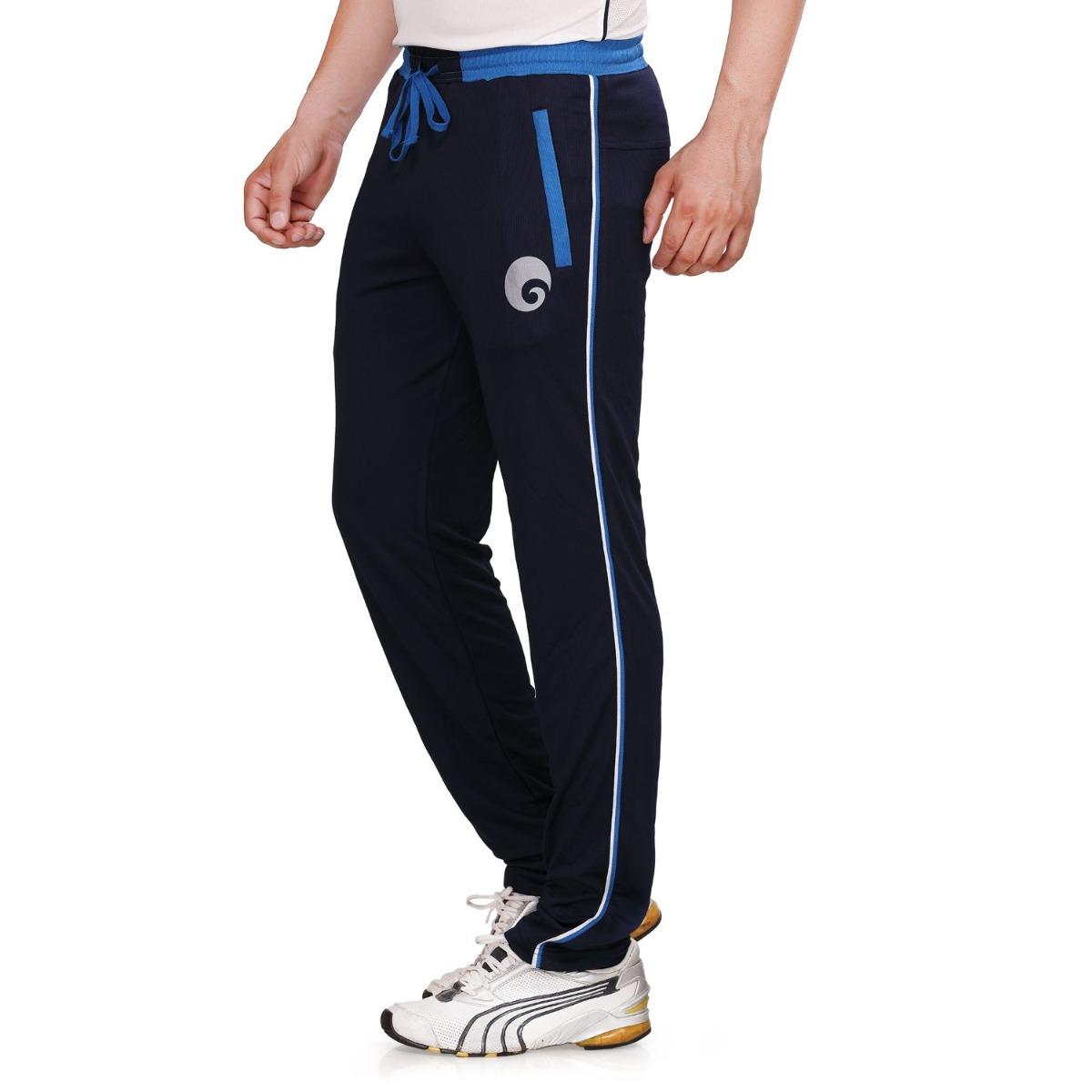 Royal Track Pants - 07 - Black Blue