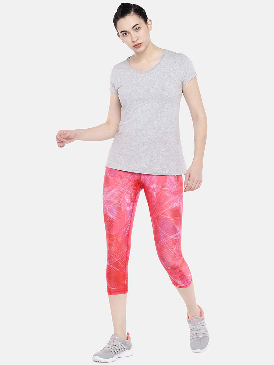 Swee Athletica Activewear Bottoms for Women - Pink 101