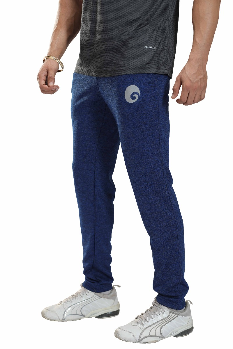 Omtex Mens Trackpant - Blue