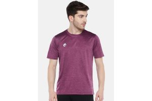 Omtex Sports Mens T-Shirt - Purple