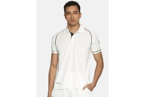 JW Cricket Whites T-shirt (Half Sleeve)