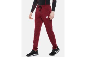 Omtex Mens Trackpant - Red TP-08