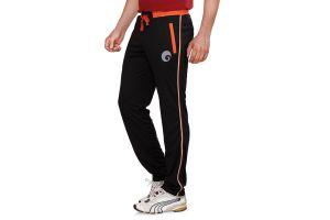 Royal Track Pants - 07 - Black Orange