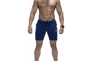 Omtex Shorts for Men - Blue