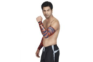 Compression Arm Sleeves - Tiger