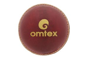 Leather Ball 003 Red
