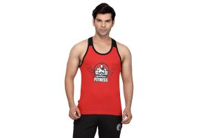 Gym Stringers - Red