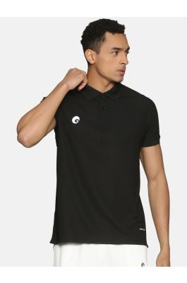 Kings Polo T-shirt Black