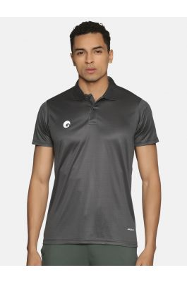 Polo T Shirt Gray 1901