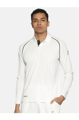JW Cricket Whites T-shirt (Full Sleeve)