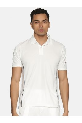 Arjun Pro - Half Sleeves - Cricket Whites T-shirt