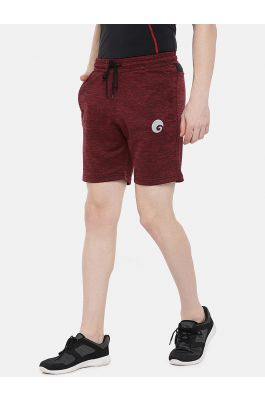 Omtex Shorts for Men - Red