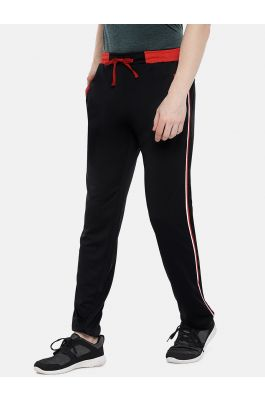 Royal Track Pants - 07 - Black Red