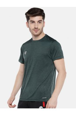 Omtex Sports Mens T-Shirt - Green 1802
