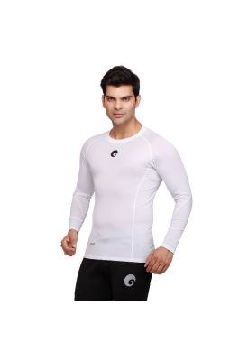 Compression Top - White