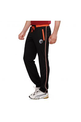 Royal Track Pants - 07 - Black Orange