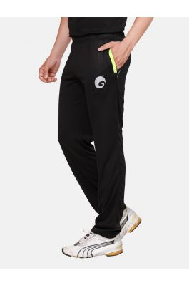 Royal Track Pants - 06 - Black Green(Fluorescent)