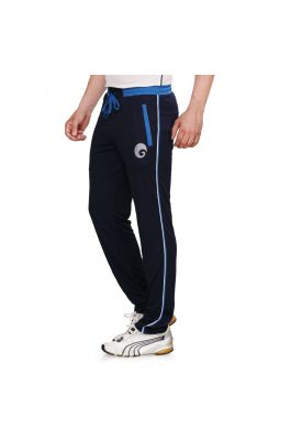 Royal Track Pants - 07 - Black Blue