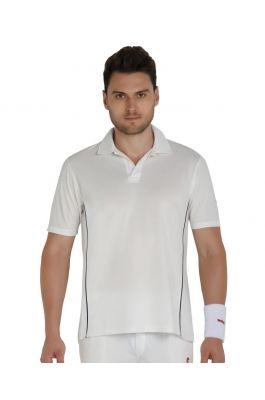 Arjun Pro - Half Sleeves - Cricket Whites T-shirt