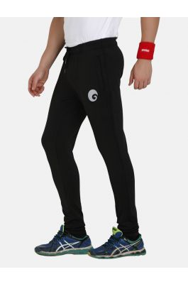 Lycra Track Pants - Tapered Fit
