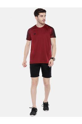 Omtex Shorts for Men - Black