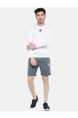 Omtex Shorts for Men - Gray
