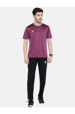 Omtex Sports Mens T-Shirt - Purple