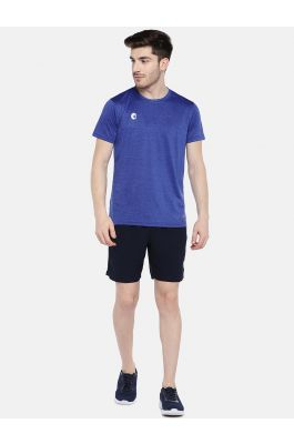Omtex Sports Mens T-Shirt - Blue
