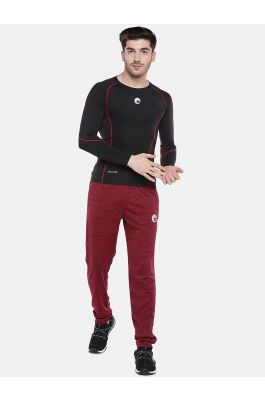 Omtex Mens Trackpant - Red TP-8