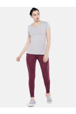 Swee Athletica- Vital Seamless Series Style 202- Wine