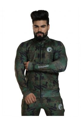 Camo Green Military design jacket