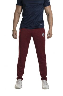 Omtex Trackpant for Men - Red