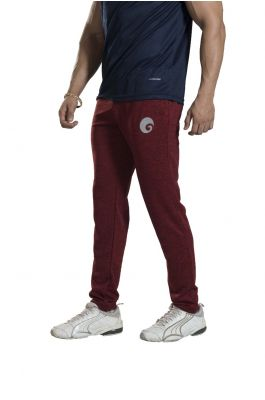 Omtex Mens Trackpant - Red