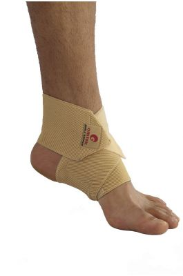 Ankle Support Binder - Skin