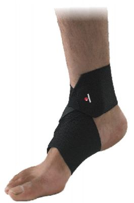 Ankle Support Binder - Black