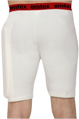 omtex Cricket Batting shorts with inner pads (Right handed Batsman)
