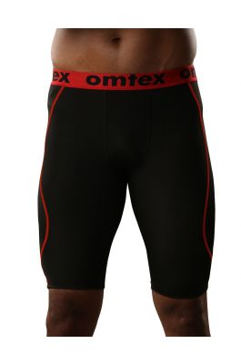 Compression Bottom Half - Red