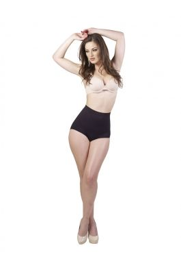 Daisy - Low Waist Shaper Brief - Black