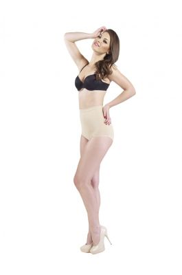 Daisy - Low Waist Shaper Brief - Nude