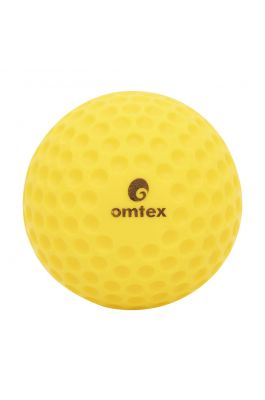 omtex Dimple Ball - Yellow (Standard Weight)