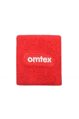 Wrist Sweat Band (3 inch) - Red