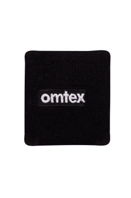Wrist Sweat Band (3 inch) - Black