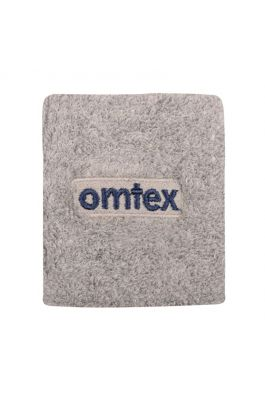 Wrist Sweat Band (3 inch) - Grey