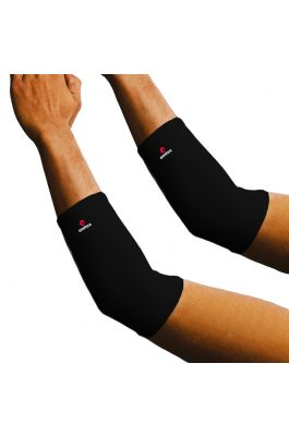 Super Elbow Black pair