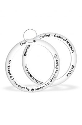 Omtex Cricket Measuring Ball Gauge