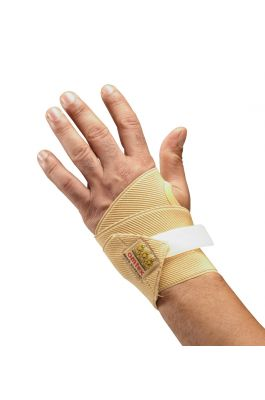Hand Support - Skin - Free Size - Velcro Strap
