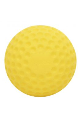 Juggs Dimple Ball - Yellow