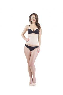 Lilac - Power Tummy Shaper - Nude
