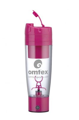 omtex Mixer - Electronic Protein Mixer - Pink