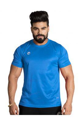 Omtex Sports Mens T-Shirt - Light blue 1801